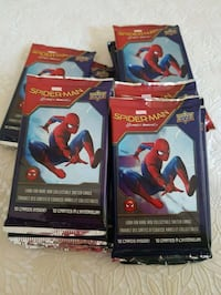 NEW ,Spiderman Pack of 10 collectible Cars, Lots  London, N6C 4W2