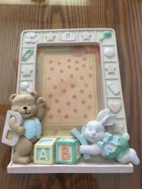 3D Sculpted Baby Photo Frame New York, 11228