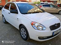 2008 Hyundai Accent ERA 1.5 CRDI - VGT START AC