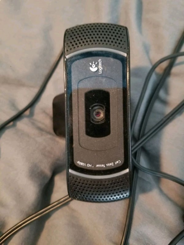Sold Logitech Hd Pro Webcam C910 In Austin Letgo