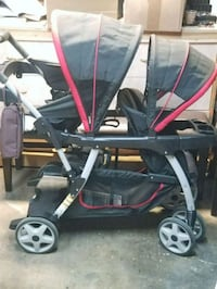 GRACO Double SEAT STROLLER Los Angeles, 91401