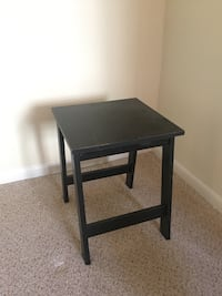 Black side table Silver Spring, 20910