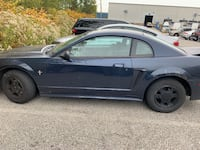2001 Ford Mustang Youngstown
