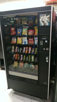 black and gray vending machine Gaithersburg, 20879