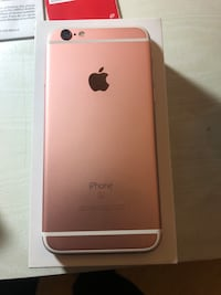 iPhone 6s rose gold Palmdale, 93551