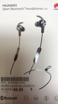 Auriculares Bluetooth Huawei Sport MADRID