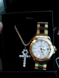 Rolex and chain for 150  Midland