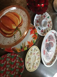 Decorative platters for all holidays Palm Coast, 32137