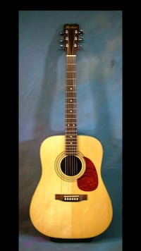 Hohner professional acoustic guitar  Anaheim, 92805