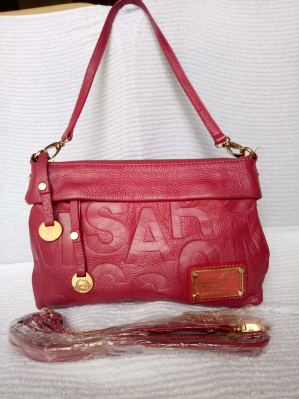 4349543a9b4d Used MARC JACOBS Pink Small Bag for sale in Maynila - letgo