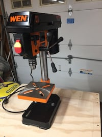 8 inch table top drill press. Excellent condition,  Deerfield, 03037