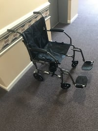 Wheelchair Transport 19 inches