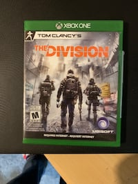 The Division and Titanfall Xbox One Fort Erie, L2A 1N8