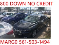 800 DOWN. NO CREDIT NEEDED .Y0UR INCOME IS YOUR CREDIT West Palm Beach