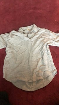white and gray scoop neck shirt Provo, 84606