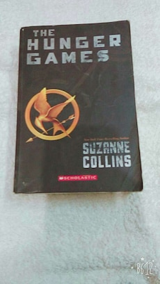 Scholastic The Hunger Games by Suzanne Collins