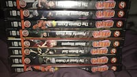 Naruto DVD's Lot New Orleans, 70118
