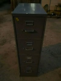 4 drawer metal filing cabinet Northport, 35476