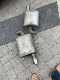 Ecoboost 2016 Mustang exhaust Mississauga, L5B 3J1