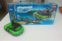Juguete Playmobil Motor Submarino Madrid