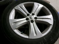 TOYOTA Wheels and tires Calgary, T2A 0P9