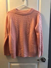 Joe Fresh Pink Knit Sweater Toronto, M3C 0J4