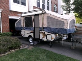2014 Coachman Clipper pop up camper