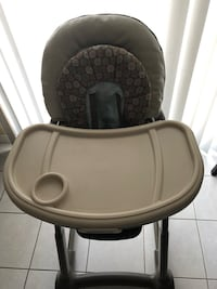 Graco High Chair and Booster Seat Calgary, T2W 4J5