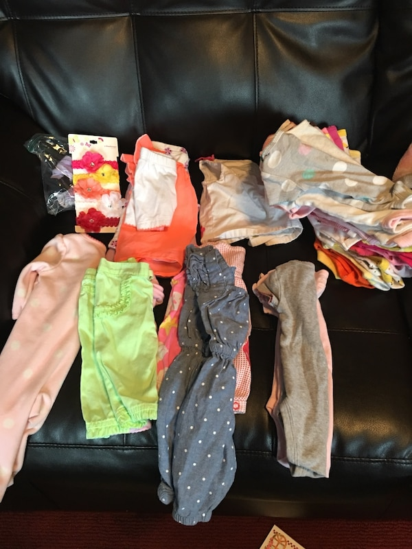 788909360e5f Used Newborn baby girl lot and 0-3 month lot for sale in ...