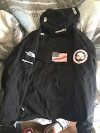 Supreme the North Face Trans Antarctica Expedition Pullover Jacket Black Toronto, M4S 2M6