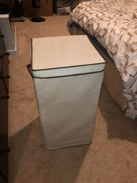Laundry hamper - basket - collapsible - canvas $20 for new! Target