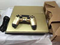 Limited Edition Gold PlayStation 4 Portland, 97267
