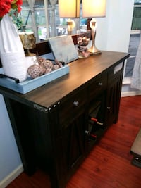 Solid wood Buffet Spring, 77388
