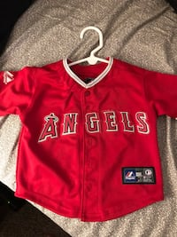 Toddler Angels Jersey Size 2T Irvine, 92614
