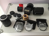 Canon SLR lens's and diffusion filters Lakewood, 90712