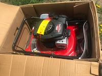"Mtd 20"" push mower Purcellville, 20132"