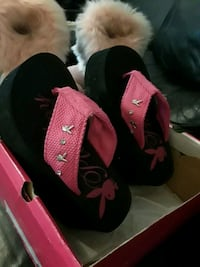 High sandals playboy pink 6 San Angelo, 76903