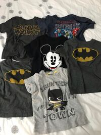 Boys EUC T-shirt, Pants & Jacket from 12month -24months  Richmond, V6X