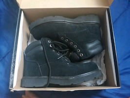 safety toe boots