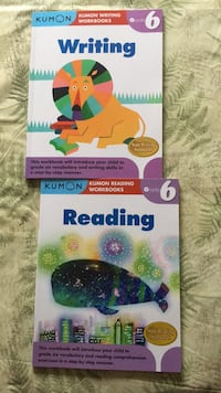 NEW Kumon Grade 6 Reading and Writing Montréal, H9H 1Y2