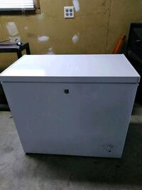 white and black wooden cabinet Evansville, 47711