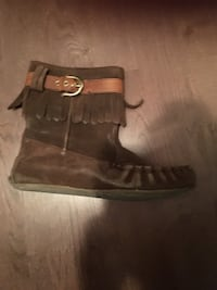 Juicy Couture Women's Size 6 Booties  549 km
