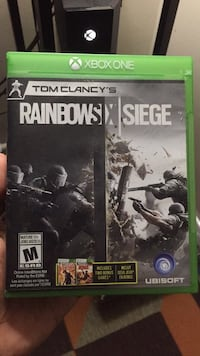 Rainbow six siege for Xbox Toronto, M3A
