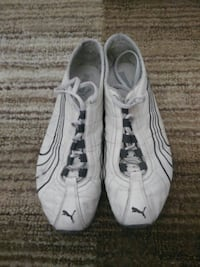 Beige puma shoes womens size 8 Ontario, M1H 2H1