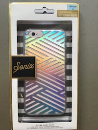 Holographic iPhone protective case  Edmonton, T6G 0X6