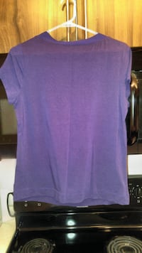Purple Short Sleeve Edmonton