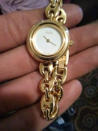 Real authorized womens gucci gold color watch El Centro, 92243