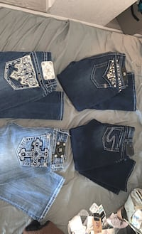 Miss Me Jeans / Silver Jeans