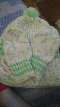 hat and glove set for toddler Prince George, V2N 5N1