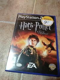 Juego Harry Potter PS2